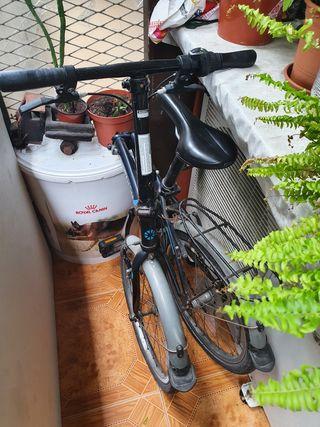 bicicleta plegable marca Dahon
