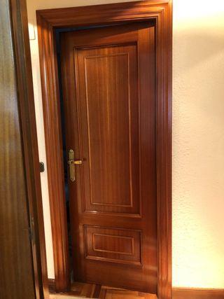 5 puertas de madera