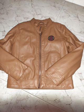 chaqueta acolchada niño
