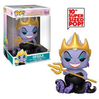 Figura Funko Pop Disney La Sirenita Ursula 25Cm