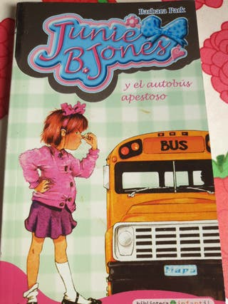 Junie B. Jones y el Autobus Apestoso