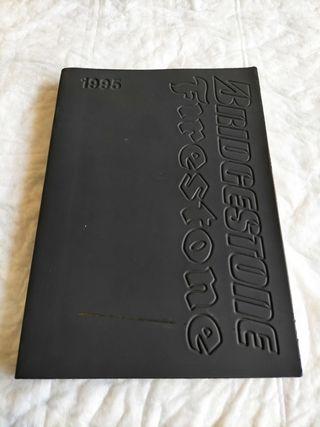 Agenda firestone bridgestone 1995 Agenda año 1995