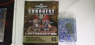 Héroes Space Marines Warhammer Conquest 65