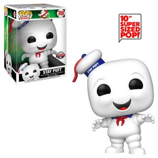 Figura Funko Pop Ghostbusters Stay Puft Exclusive