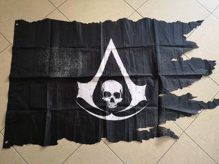 Bandera Assassins creed 4 Black Flag pirata