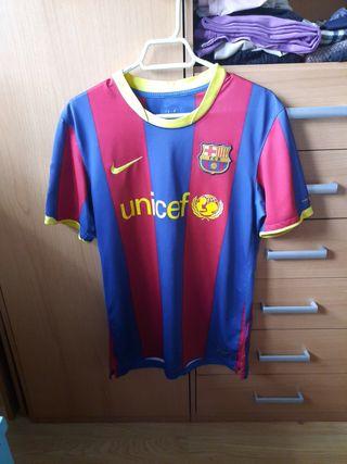 camiseta de fútbol (FCB)