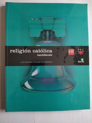 Libro Religión Bachillerato