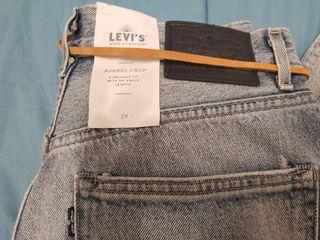 Levis Barrel Crop