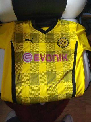 Camiseta futbol Dortmud Reus