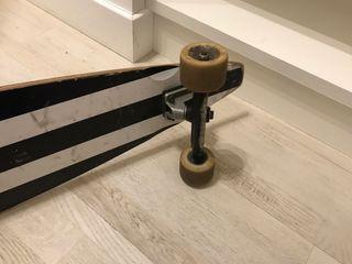 Longboard pintail tracker