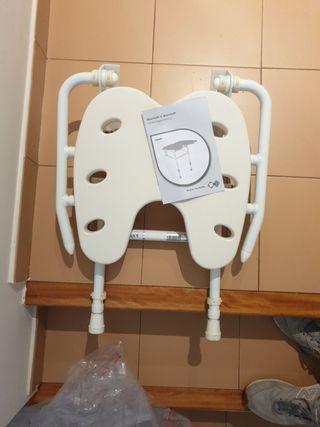 Silla Ortopedica para La dutxa Nueva.