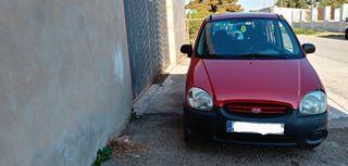 Hyundai Atos 2001 ATENCIÓN PRECIO ALGO NEGOCIABLE