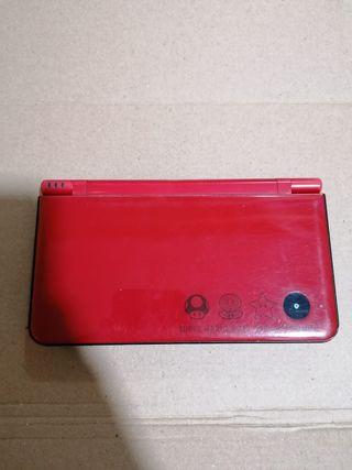 Nintendo DSi XL Edición Mario Bros 25 aniversario