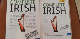 Libro irlandés