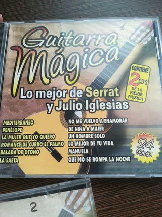 Serrat y Julio Iglesias