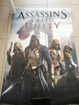 poster assassins creed unity