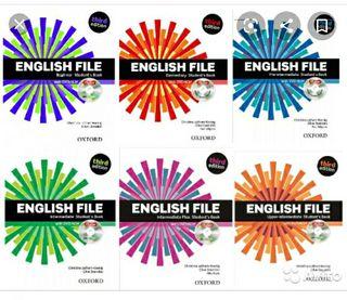 Libros de Ingles (Todos los niveles)
