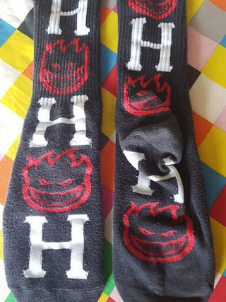 Calcetines HUF x SPITFIRE
