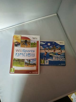 Pack Wii Sports Resort Y Sport Nintendo Selects