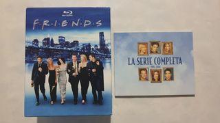 Serie completa Friends en Blu-Ray