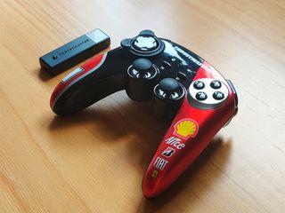 Mando Thrustmaster F1 edición limitada PC-PS3