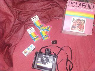 cámara fotográfica POLAROID VINTAGE