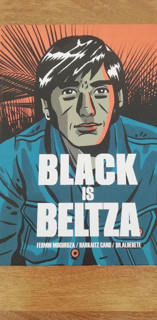 Comic Black is Beltza