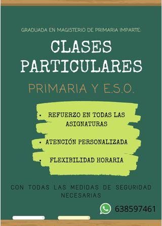 Clases ESO y Primaria