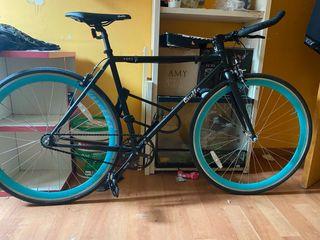 Bicicleta fixie carretera