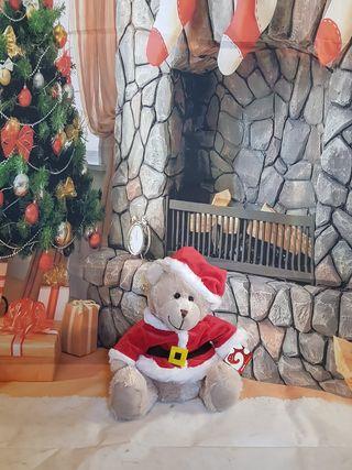 30 cm Christmas bear