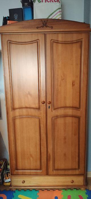 armario dos puertas