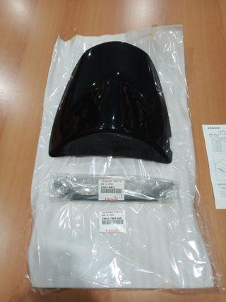 Tapa colin negra Kawasaki Z1000/Z750