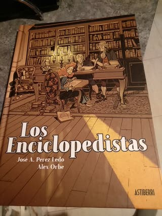 LOS ENCICLOPEDISTAS