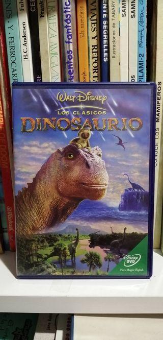 DVD Dinosaurio