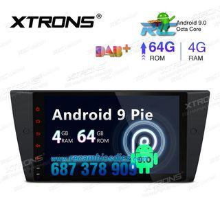 "RADIO 9"" BMW GPS PANTALLA TÁCTIL PARA BMW"