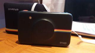 Polaroid Snap color negro