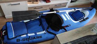 kayak inchable 3 valvulas