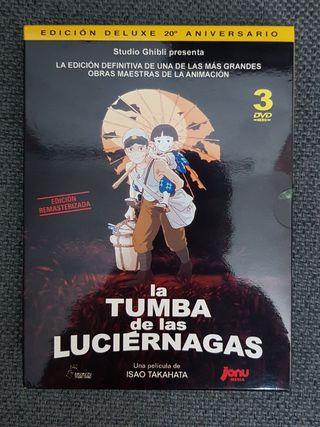 La Tumba de las Luciérnagas - DVD