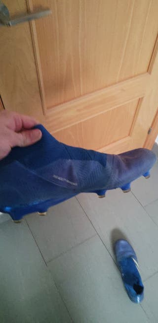 Botas futbol adidas nemesis