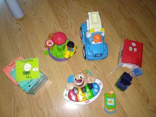 juguetes bebé 1-2 años