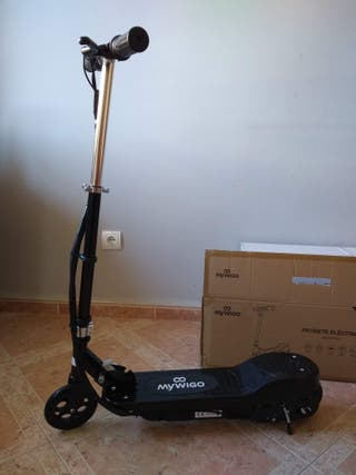 PATIN ELECTRICO , PLEGABLE, A ESTRENAR PARA ADULTO