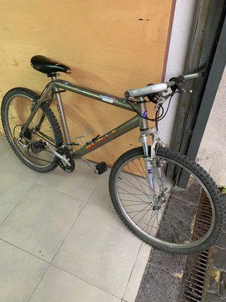 Bici mtb monty