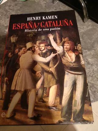 ESPAÑA Y CATALUÑA, Historia de una pasión