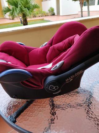 Maxi-Cosi Cabriofix, silla coche bebé (0-13kg)