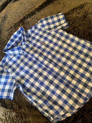 Camisa ralph lauren talla18m