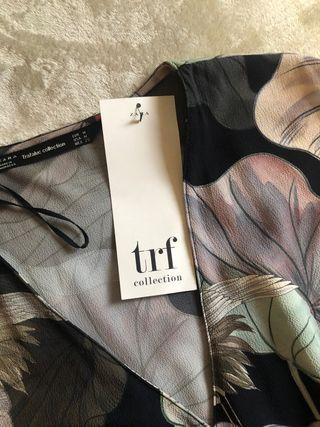 Vestido Zara Trafaluc Collection