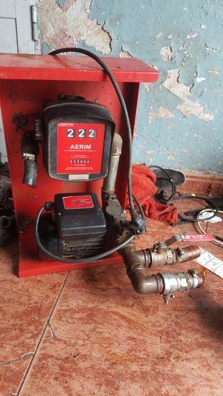 bomba de gasoil eléctrico