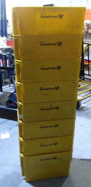 cajas de transporte
