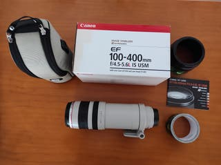 Canon 100-400 f/4.5-5.6 L IS USM