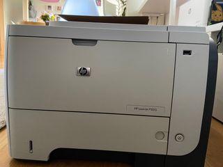 Impresora laser blanco/negro HP P3015